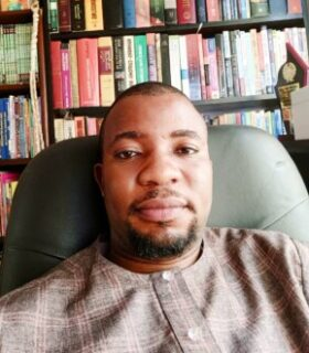 Profile picture of Solomon Ade-Ajayi Michael